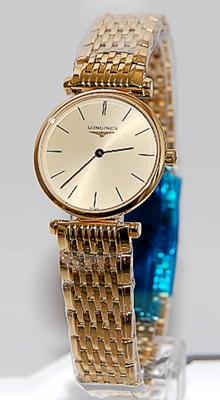 Longines Grande Classique L4.209.2.32.8 Ladies Watch