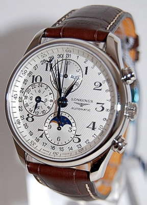 Longines Master Collection L2.673.4.78.3 Mens Watch