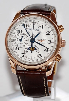 Longines Master Collection L2.673.8.78.3 Mens Watch