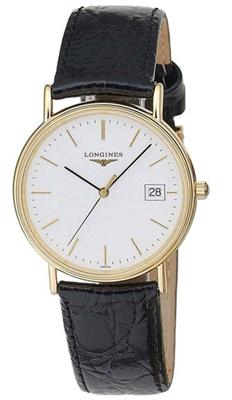 Longines Presence L4.720.2.12.2 Mens Watch
