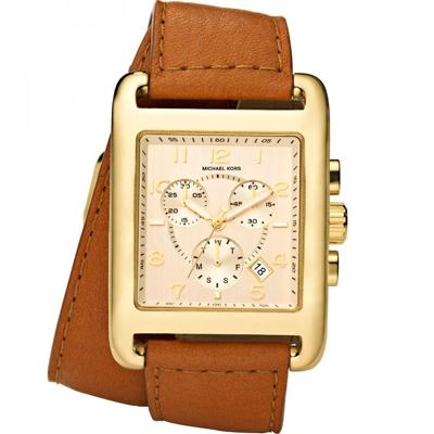 Michael Kors Chronograph MK2227 Ladies Watch