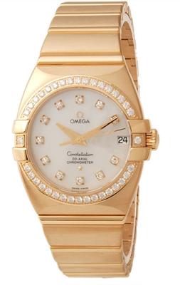 Omega Constellation 1199.75.00 Ladies Watch