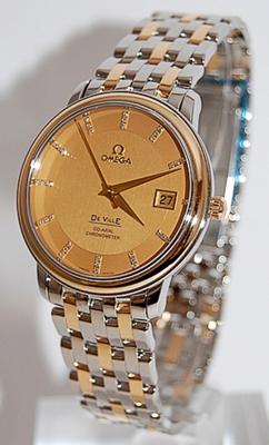 Omega De Ville 4374.15.00 Mens Watch