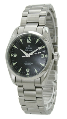 Omega Omegamatic 2504.52.00 Mens Watch