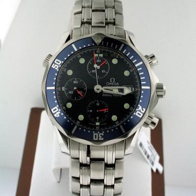 Omega Seamaster 2225.80.00 Automatic Watch