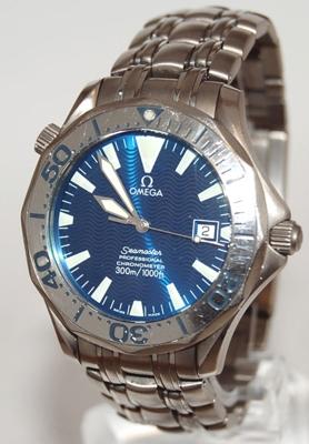 Omega Seamaster 2231.80.00 Mens Watch