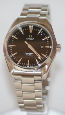 Omega Seamaster Aqua Terra 2517.50.00 Mens Watch