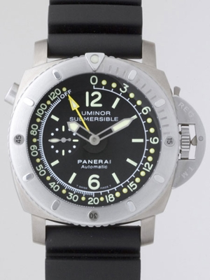 Panerai Luminor Submersible PAM00193 Mens Watch