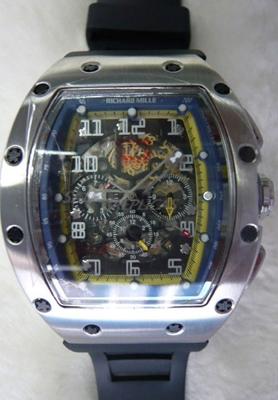 Richard Mille RM 002 RM-3 Mens Watch