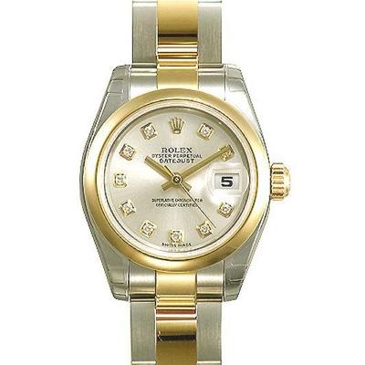 Rolex Datejust Ladies 179163 Automatic Watch
