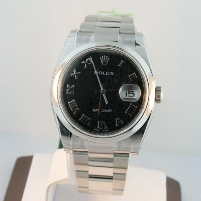 Rolex Datejust Men's 116200 Stainless Steel  Watch