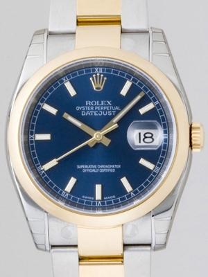Rolex Datejust Men's 116203 Automatic Watch