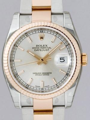 Rolex Datejust Men's 116231 Round  Watch