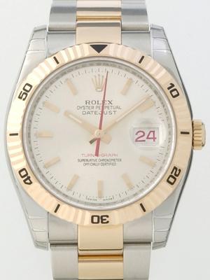 Rolex Datejust Men's 116261SSO Mens Watch