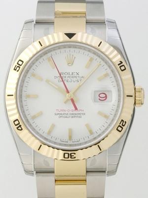 Rolex Datejust Men's 116263WSO Mens Watch