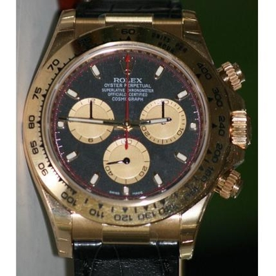 Rolex Daytona 116518 Round Shape Watch