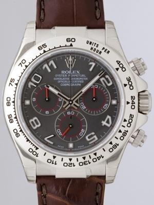 Rolex Daytona 116519 Grey Dial Watch
