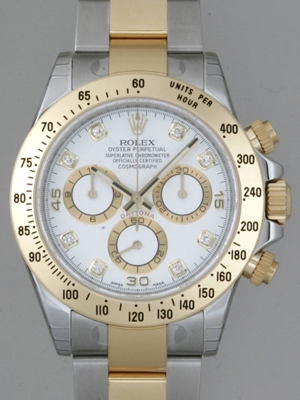 Rolex Daytona 116523WD Mens Watch