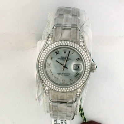 Rolex Pearlmaster - Ladies 80359 Automatic Watch