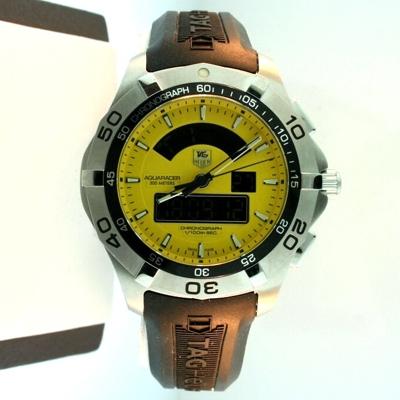 Tag Heuer Aquaracer CAF1011.FT8011 Quartz Watch