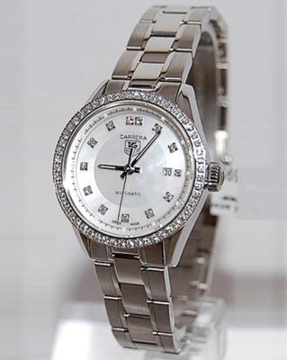 Tag Heuer Carrera WV2413.BA0793 Ladies Watch