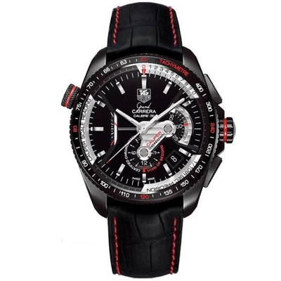 Tag Heuer Grand Carrera CAV5185.FC6237 Mens Watch