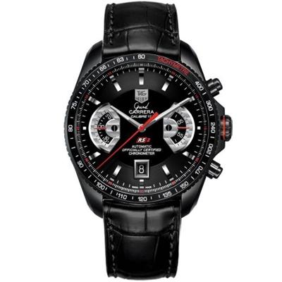 Tag Heuer Grand Carrera CAV518B.FC6225 Mens Watch