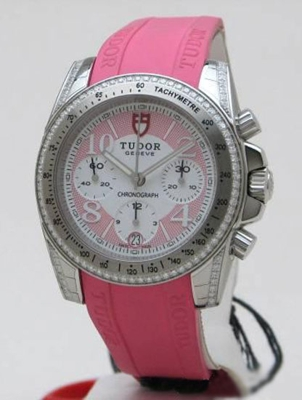 Tudor Glamour Date-Day Lady 20310 Ladies Watch