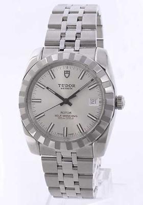 Tudor Glamour Date-Day Lady TD21010SL5 Mens Watch