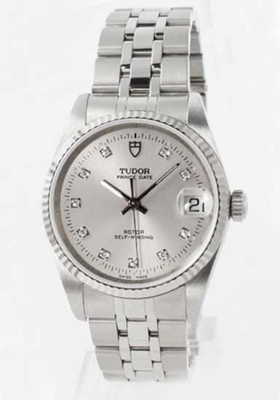 Tudor Glamour Date Lady TD72034SLD5 Mens Watch