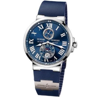 Ulysse Nardin Marine Chronometer 263-67-3/43 Mens Watch