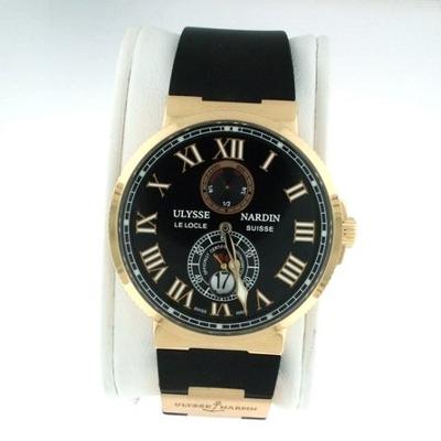 Ulysse Nardin Marine Chronometer 266-67-3/42 Mens Watch