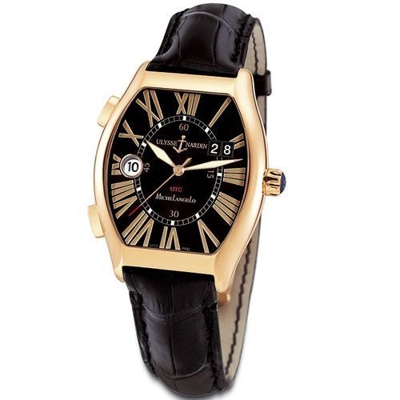 Ulysse Nardin Michelangelo 226-11/42 Mens Watch