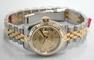Rolex Datejust Ladies 179173 Yellow Dial Watch