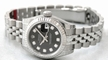 Rolex Datejust Ladies 179174 Stainless Steel Bezel Watch