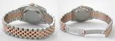 Rolex Datejust Men's 116231 Silver/Gold Band Watch