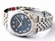 Rolex Datejust Men's 116234 Blue Dial Watch