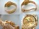 Rolex Daytona 116528 Yellow Gold Case Watch