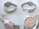 Rolex President Midsize 178240 Pink Dial Watch