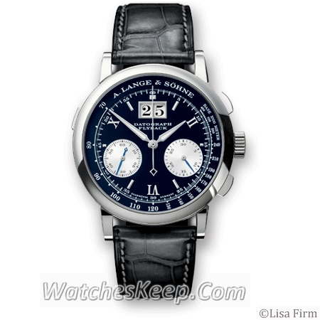 A. Lange & Sohne Datograph 403.035 Mens Watch