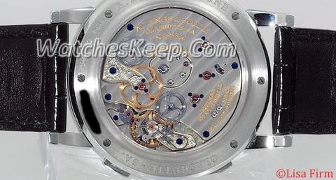 A. Lange & Sohne Grand Lange 1 116.025 Mens Watch