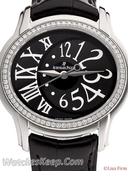 Audemars Piguet Millenary 77301ST.ZZ.D002CR.01 Ladies Watch