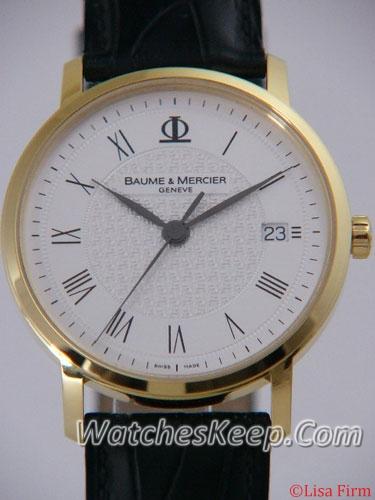 Baume Mercier Classima Executives MOA08638 Mens Watch
