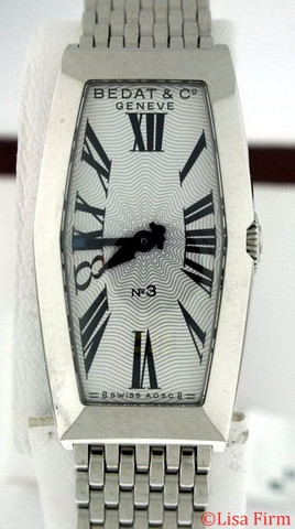 Bedat & Co. No. 3 384.011.600 Quartz Watch