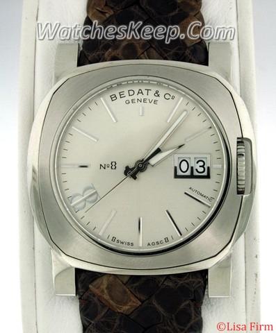 Bedat & Co. No. 8 888.018.610 Mens Watch