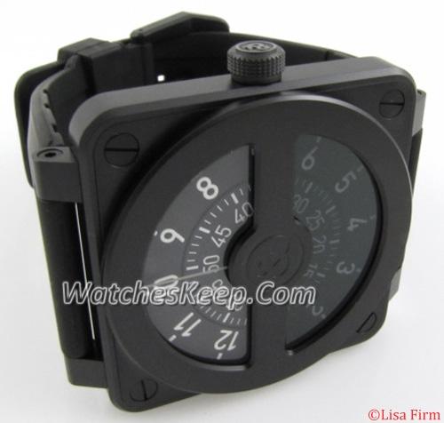 Bell & Ross BR01 BR01-92 Compass Mens Watch