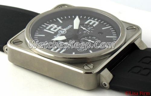 Bell & Ross BR01 BR01-94-T Mens Watch