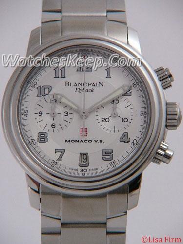 Blancpain Leman 2182f-1142y-71 Mens Watch
