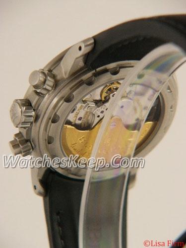 Blancpain Leman 2185F-1130Y-64B Mens Watch