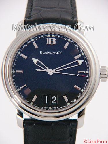 Blancpain Leman 2850-1130-53b Mens Watch